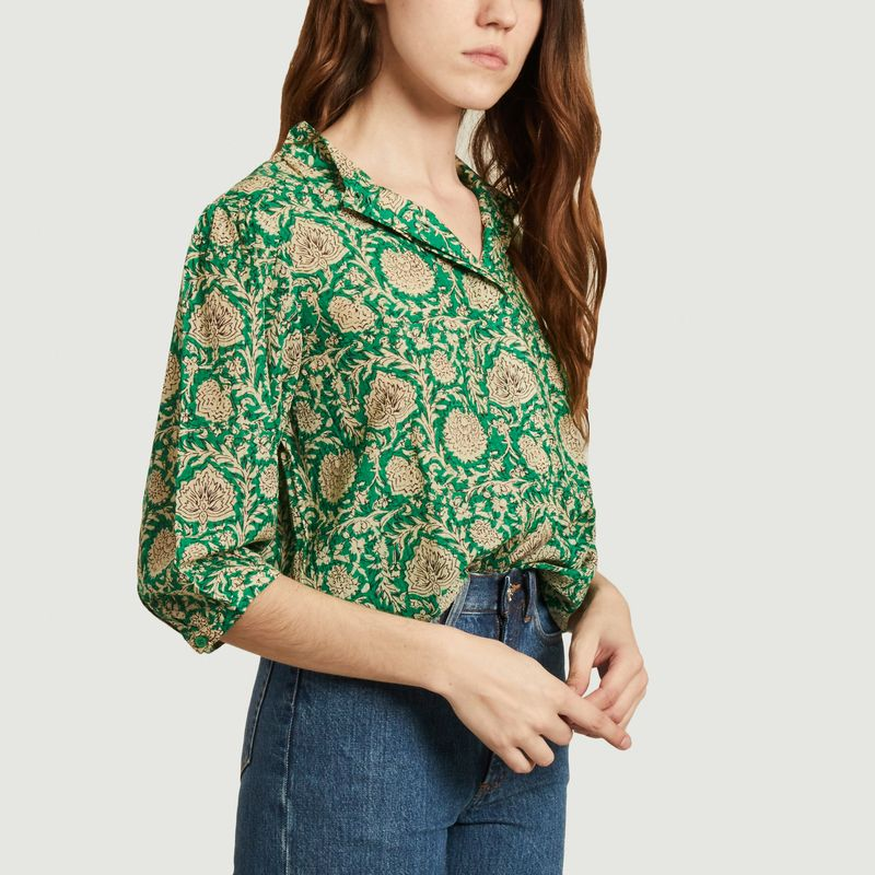 Blouse Panama - Ba&sh