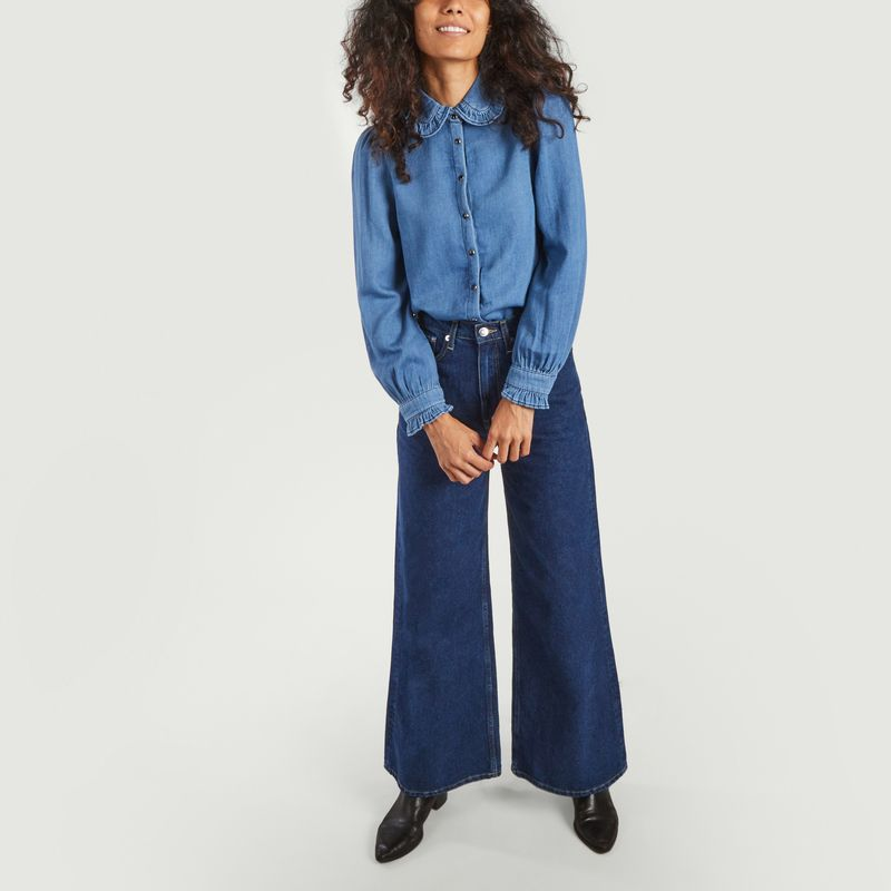 Lilas Shirt - Ba&sh
