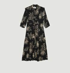 Robe Midi Eleanor Imprimée