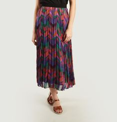 Paolo Printed Skirt