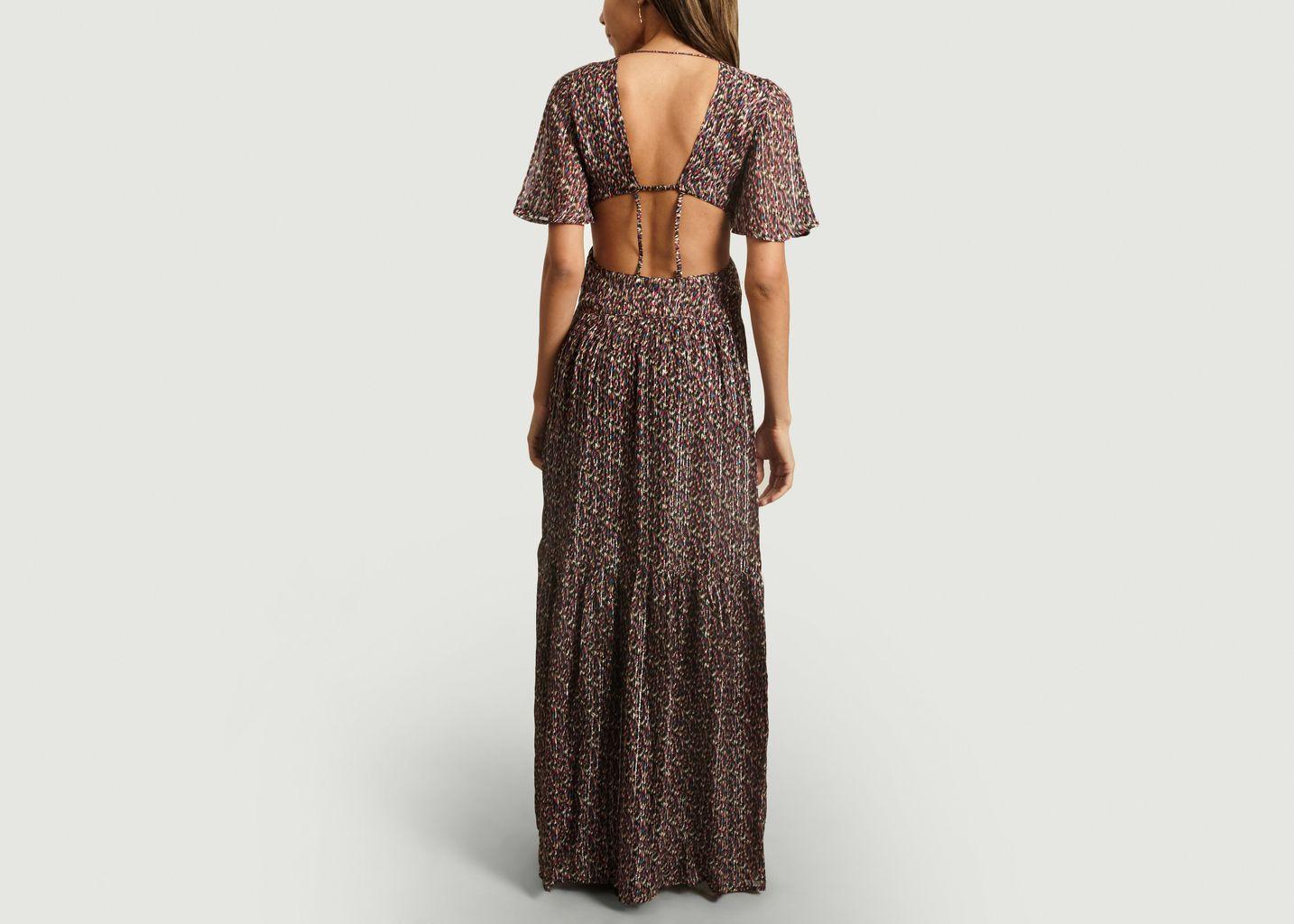 Robe Longue Dos Nu Divine - Ba&sh