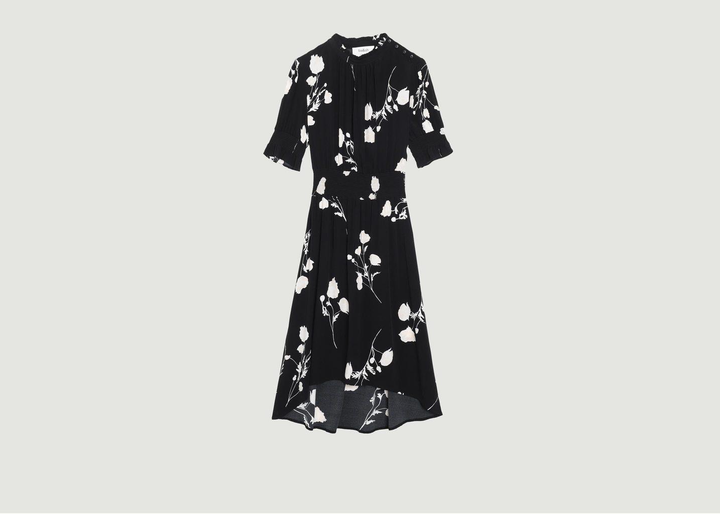 Robe Imprimé Fleuri Poppy - Ba&sh
