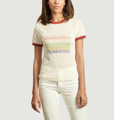 T-Shirt En Tencel Et Coton Tenley