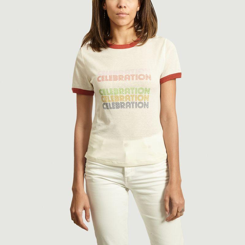 T-Shirt En Tencel Et Coton Tenley - Ba&sh