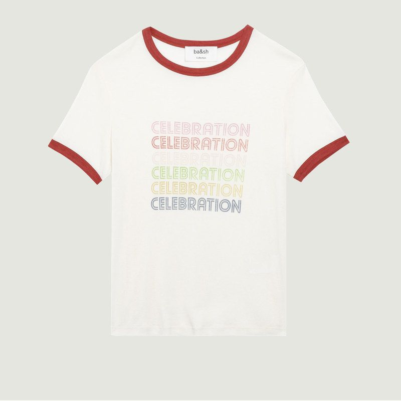 Sale Tenley Tencel And Cotton T Shirt