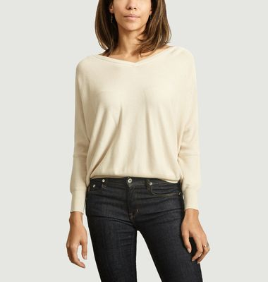 Elsy Cotton And Modal Sweater