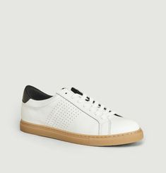 Sneakers En Cuir Costa