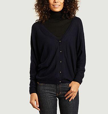 Hunter V neck sweater