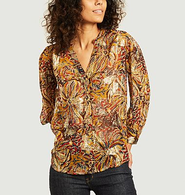 Blouse manches 3/4 Quincy