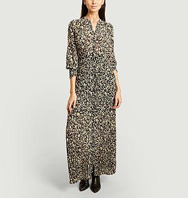 Robe Lisi motif animalier