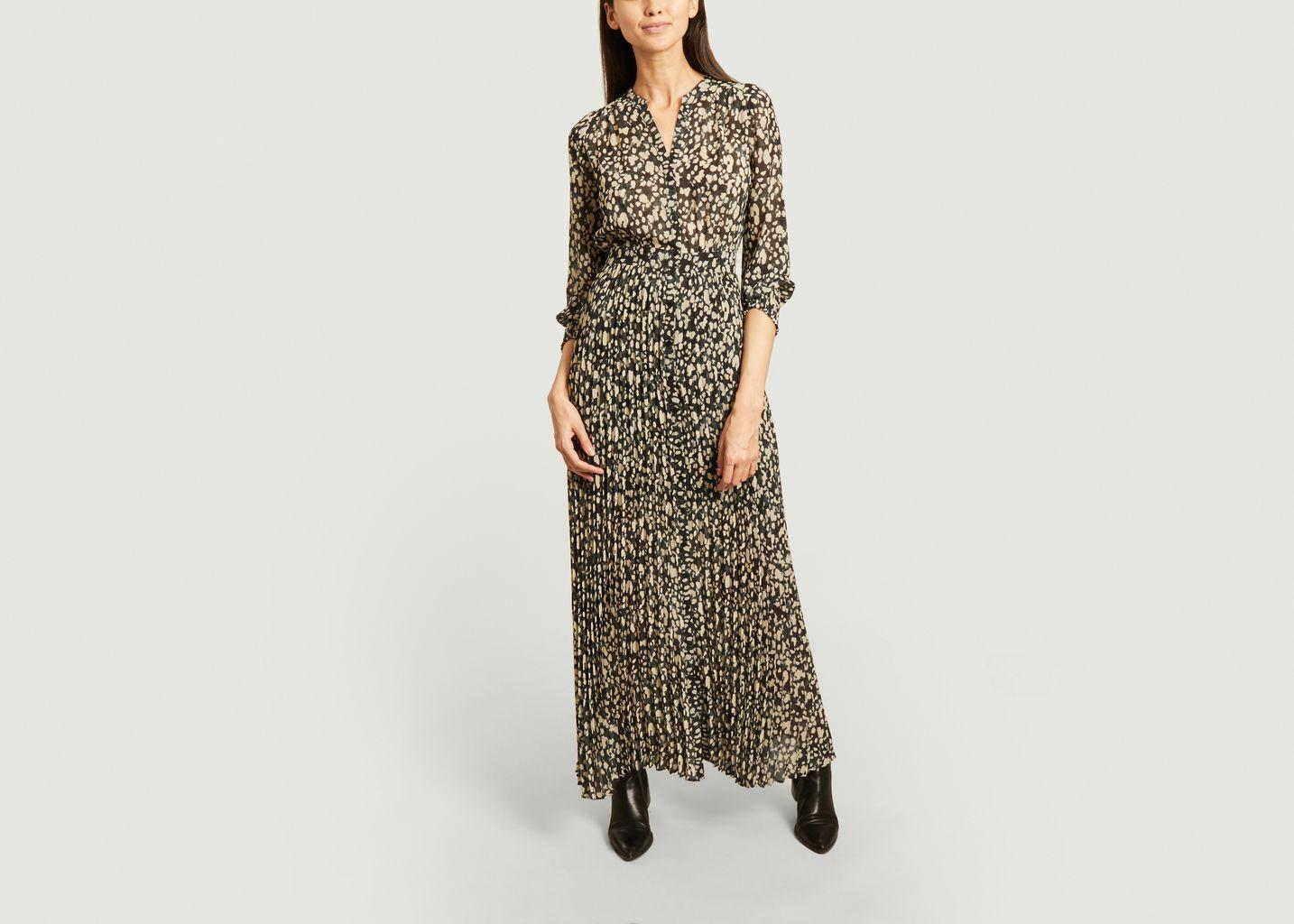 Robe Lisi motif animalier  - Ba&sh