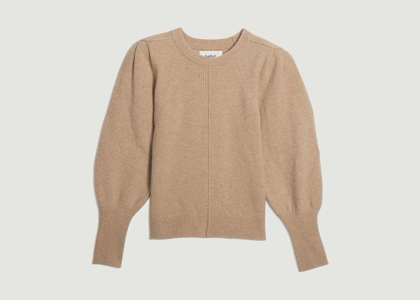 Pull en laine Nestor - Ba&sh