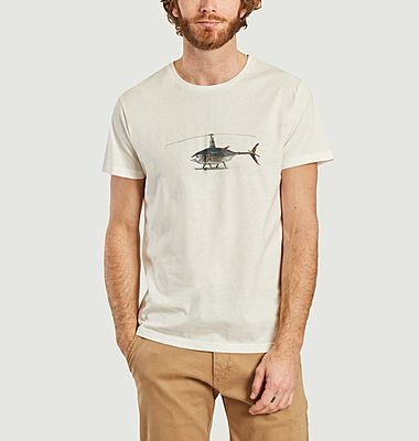 T-shirt Helifish