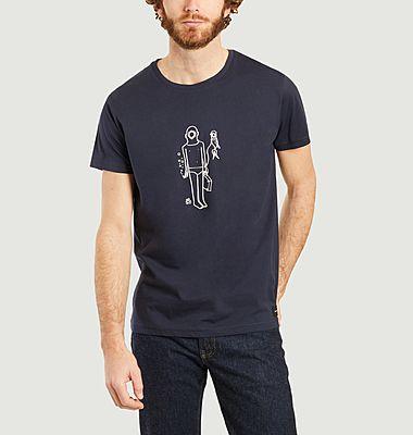T-Shirt BFF Meilleur Ami