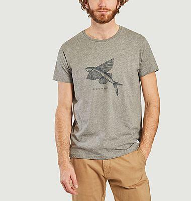 T-Shirt Poisson volant