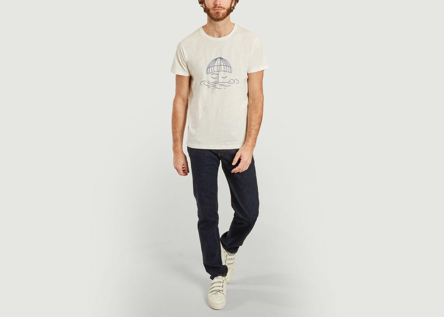 T-Shirt Sailor - Bask in the Sun