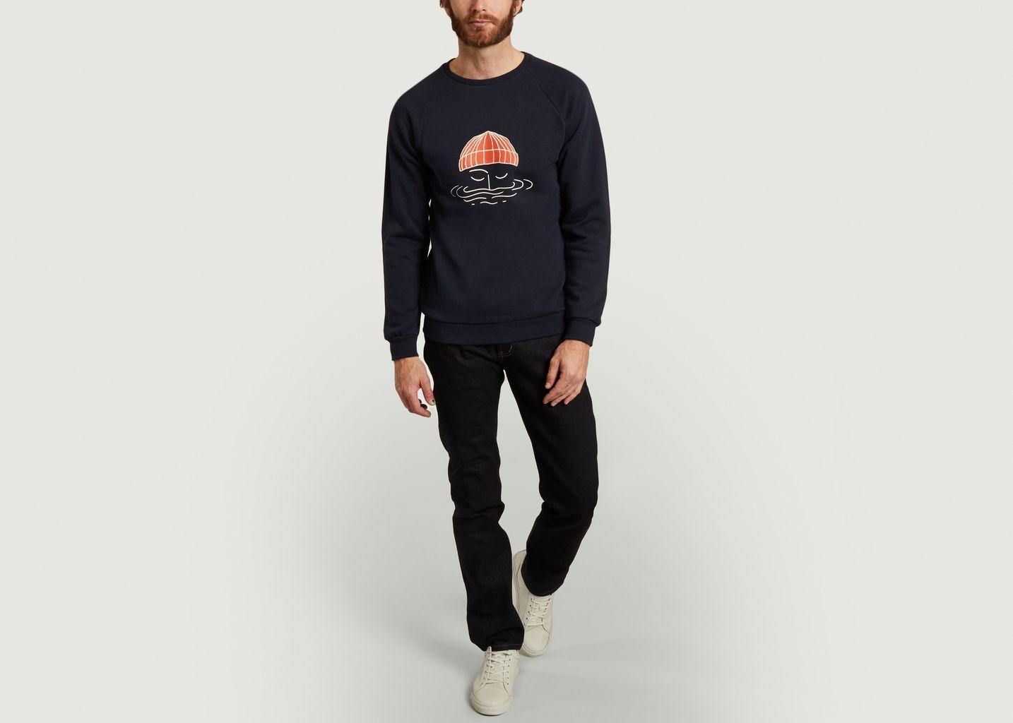 Sweatshirt Sailor  - Bask in the Sun