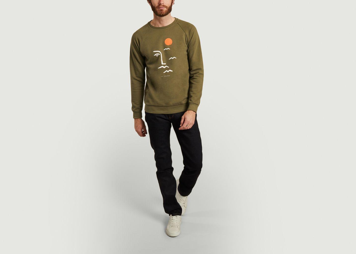 Sweater Moolight - Bask in the Sun