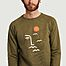 matière Sweater Moolight - Bask in the Sun