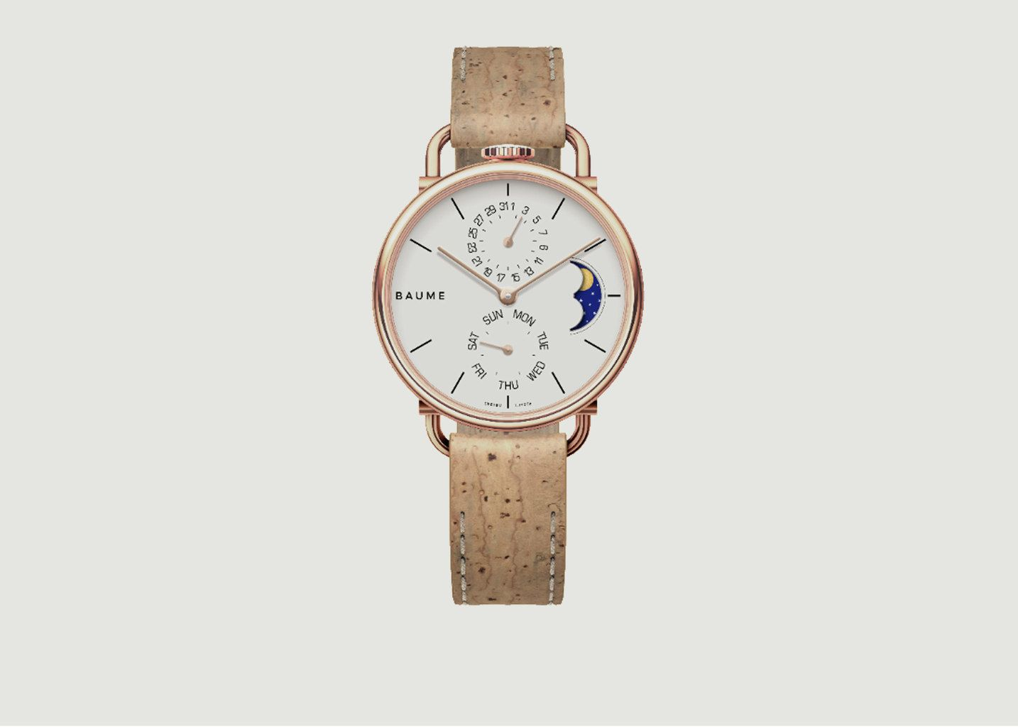 Montre Moonphase 35 mm - Baume Watches
