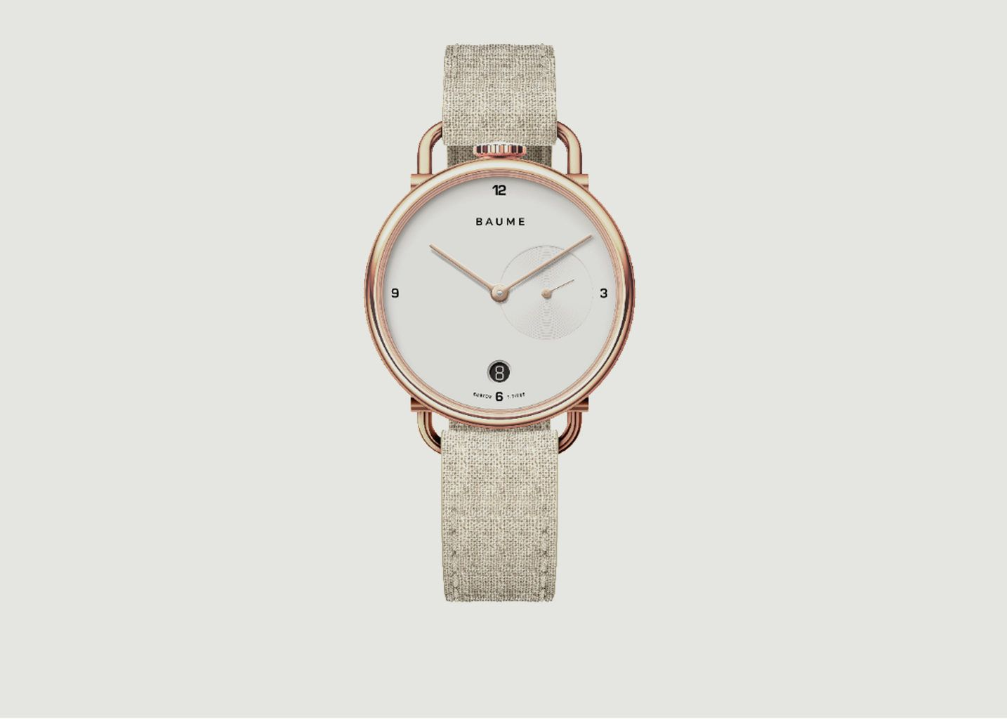 Montre Small Second 35 mm - Baume Watches