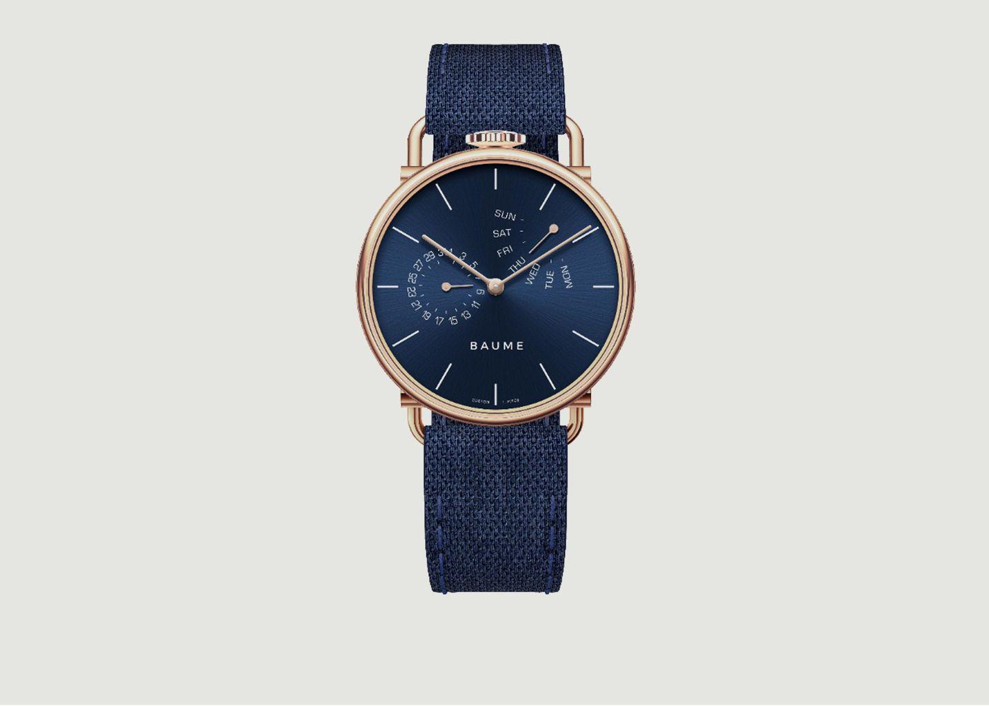 Montre Rétrograde 41 mm - Baume Watches