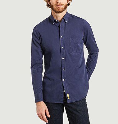 Dexter slim fit twill shirt