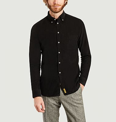 Dexter slim fit corduory shirt