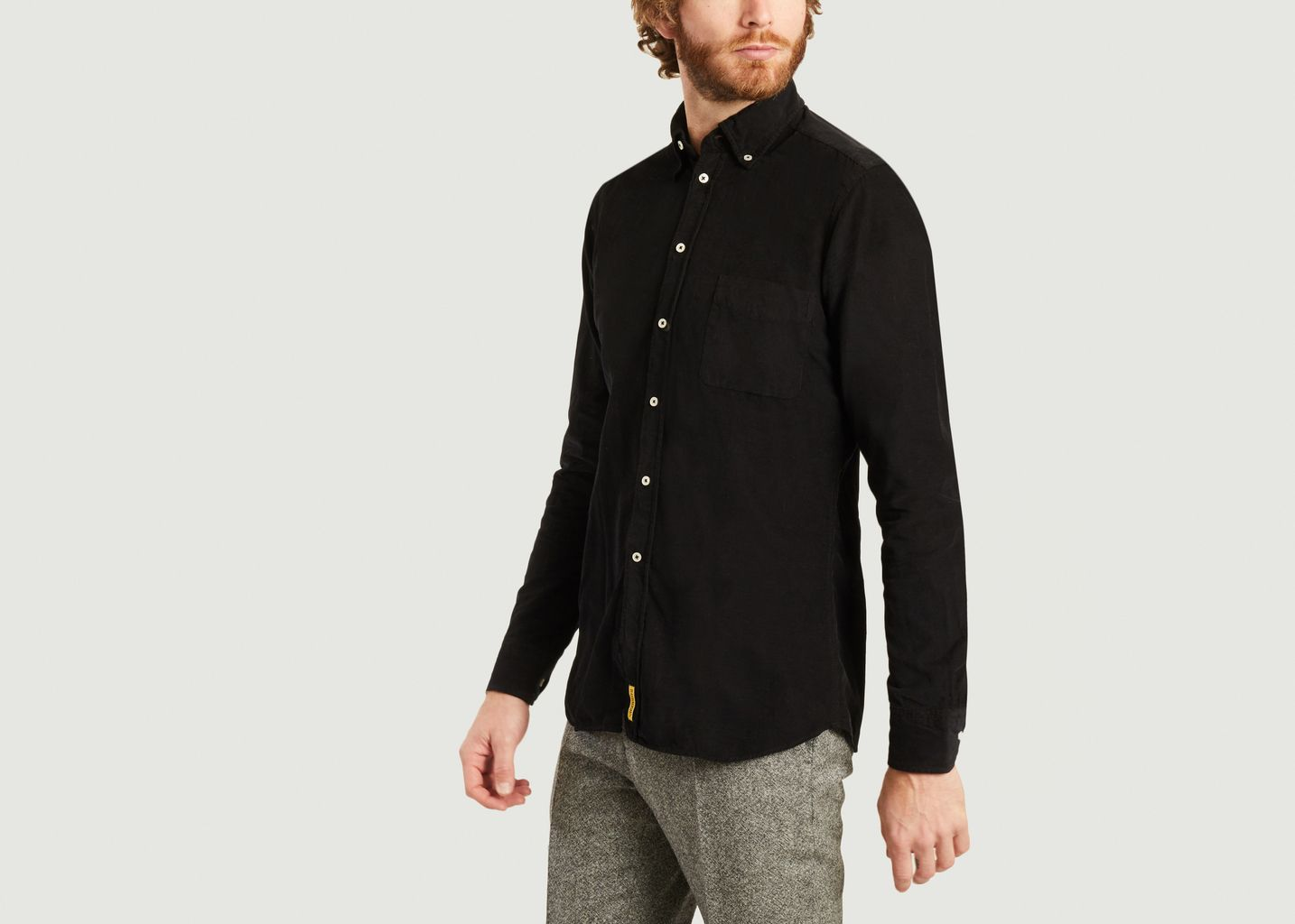Dexter slim fit corduory shirt - B.D Baggies