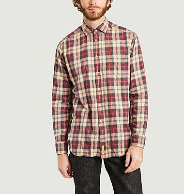 Chemise à carreaux Bradford