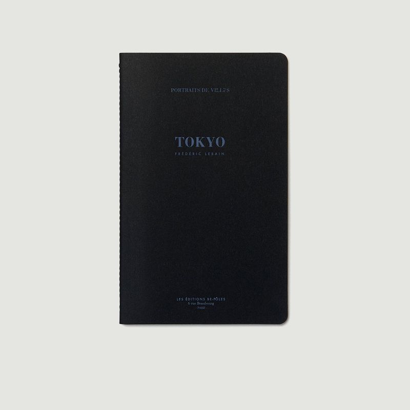 Livre Vues Choisies Tokyo - be-poles