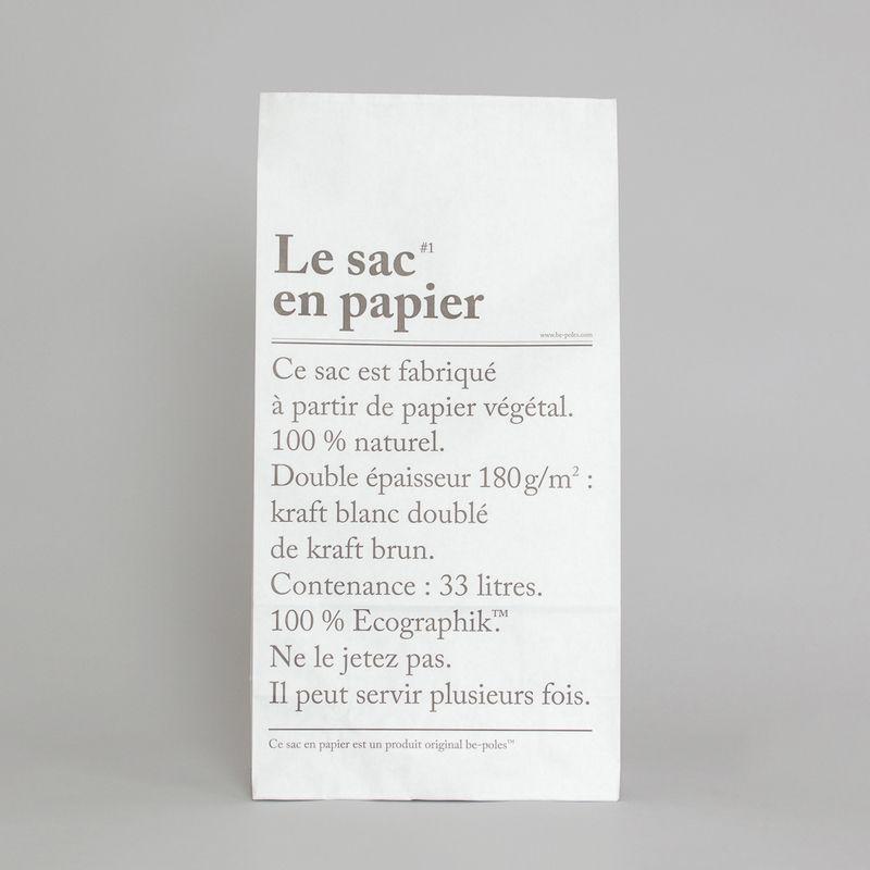 Le Sac En Papier  - be-poles