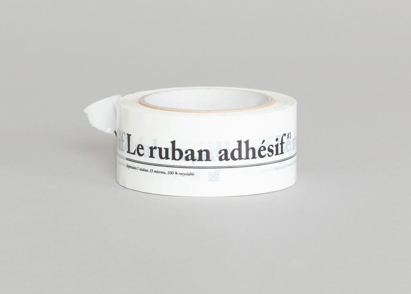 Le Ruban Adhésif - be-poles