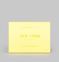 Vues Choisies New York Book