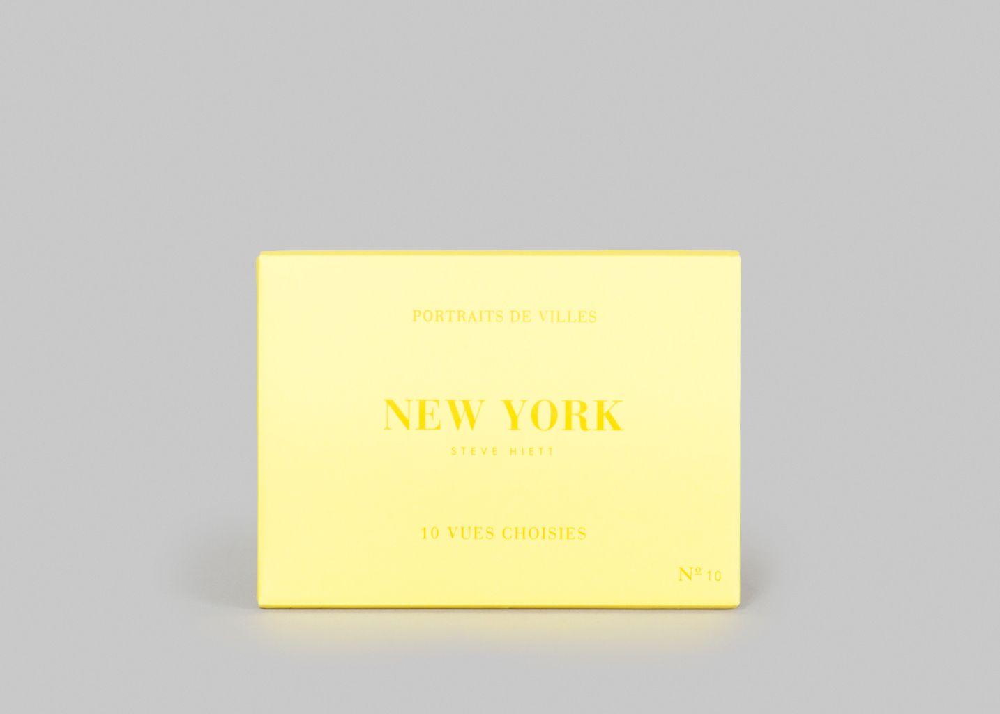 Vues Choisies New York - be-poles