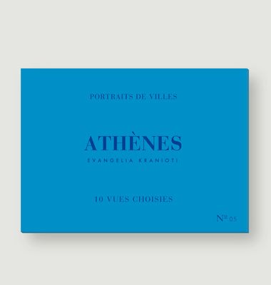 Athens City Postcards