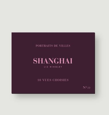Shanghai Photo Postcards