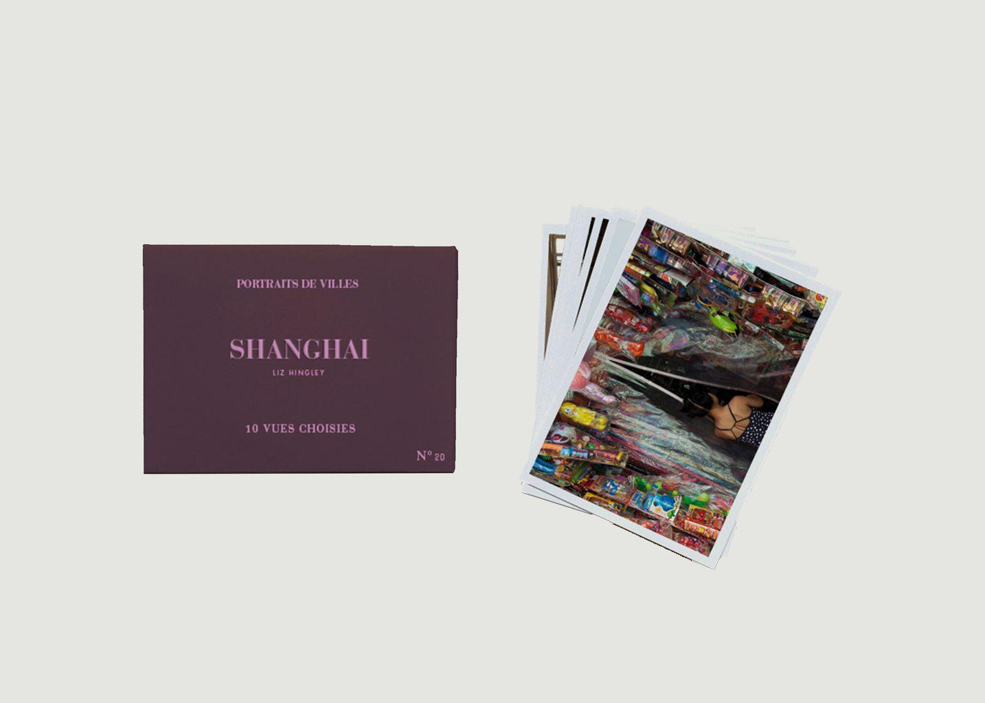 Shanghai Photo Postcards - be-poles