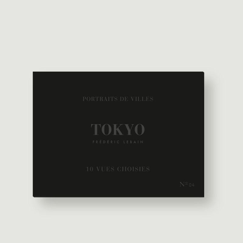 Vues Choisies Tokyo - be-poles