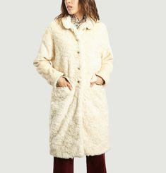 Loumi Faux Fur Coat