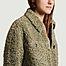 matière Manteau Emmet - Bellerose