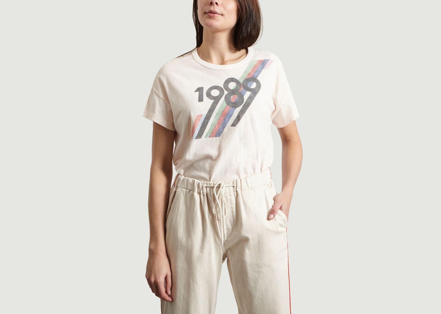 T-Shirt Print 1989 Ayo - Bellerose