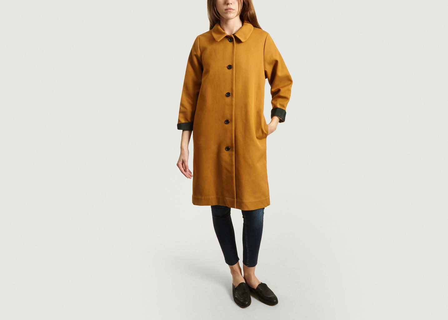 Manteau En Coton Ladji - Bellerose