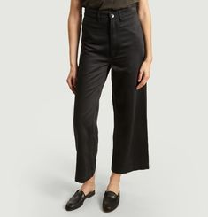 Lotan Flared 7/8th Length Trousers