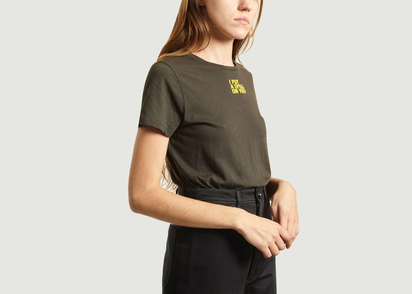 T-Shirt Avec Lettrage Covi - Bellerose