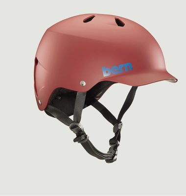 Casque de Vélo Watts EPS Matte Red