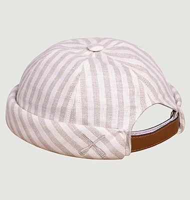 Linen Miki Hat