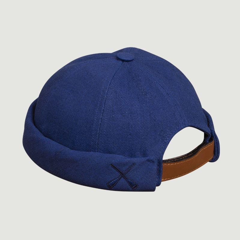 Bonnet Miki Bleu - Béton Ciré
