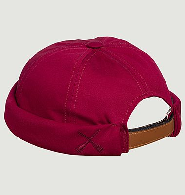 Red Miki Hat