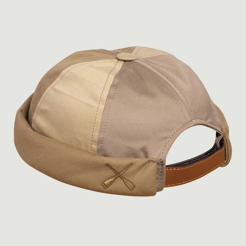 Bonnet Docker Miki  - Béton Ciré